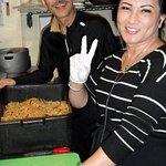 Real people making real food, good!
