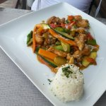 THAI ORIENTAL CHICKEN