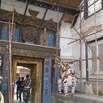 Hanuman Dhoka-entrance