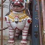 Hanuman Dhoka-dragon
