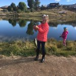 Great fishing for kids!