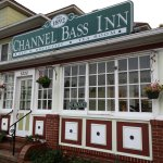 Tea Room at the Channel Bass Inn