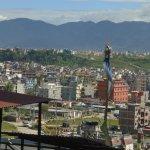 Norbulinka Stupa View Terrace-the view!