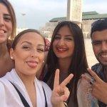 with Amar in Casablanca