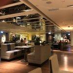 Club Lounge view