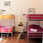 6 beds shared mixed dorm or budget 6 beds room