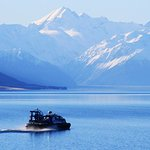 H2 Explore - Operating from the majestic Lake Pukaki.