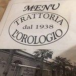 Foto di Trattoria L'Orologio