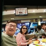 Lunch at Market with great guide Emi