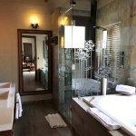 Bathroom Cabana Room
