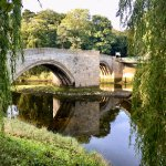 Warkworth Historic Bridge