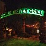 Evening at Gruene River Grill