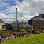 Vue générale sur la distillerie