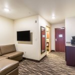 Two queen bed studio suites are also available and perfect for family trips!