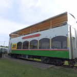 Train Car - Upper and Lower Deck