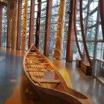 Beautiful Squamish Cultural Center!