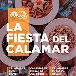 La Fiesta Del Calamar (Noviembre 2017)