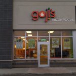 goji's Frozen Yogurt - Keeping it real!