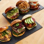 A burger for every lifestyle.