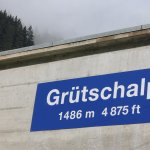 funicular up to Grutschalp