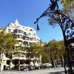 Passeig de Gracia Gaudi house