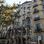 Passeig de Gracia Guadi house
