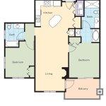 Steamboat Springs Floor Plan