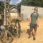 Great father/son bespoke ride with Marco Polo Vietnam Biking.