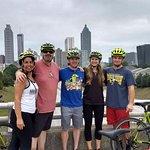 Iconic skyline from Jackson Street Bridge. We made great family memories we'll cherish forever!