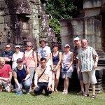 Visite le temple d'Angkor avec guide francophone à Siem Reap