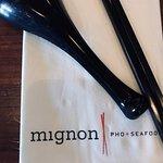 Mignon Pho + Grill resmi