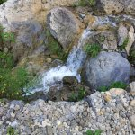 Small Waterfall nearby