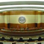 New Mexico State Capitol - Senate Gallery