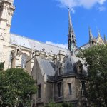 Eglise Saint Julien Le Pauvre, рядом
