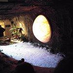 inside the salt mine