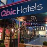 Photo de Qbic Hotel Amsterdam WTC