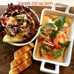 Bilde fra Seafood Station Restaurant, Bar & Grill