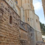 Abbey of the Dormition - view from the outside