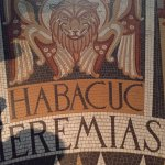 Abbey of the Dormition - Beautiful Lion mosaic