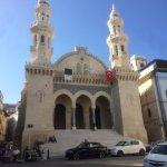 Mosquée à l'entrée de la Casbah
