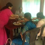 homely dining and food
