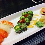 Deilig sushi