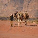Wadi Rum Protected Area Foto
