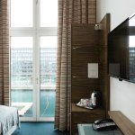 Superior single room with harbour view