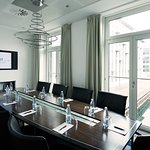 We have 9 conference rooms in different sizes, most of them with a lovely harbour view.