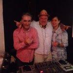 Eu e minha Lindona com o DJ Songa - figurasso !!!