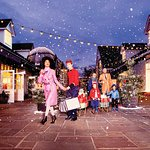 Christmas at Kildare Village