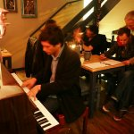 Live piano at the weekends!