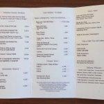 Room service info 2