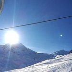 Skifahren im November 2017
